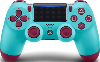Геймпад Sony PS4 Dualshock4v2 Berry Blue (CUH-ZCT2E) PS719718918