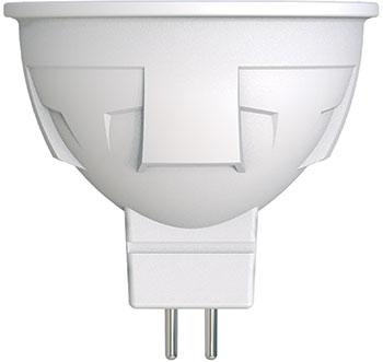 Лампа Uniel Uniel LED-JCDR 6W/WW/GU5.3/FR/DIM PLP01WH