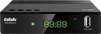 Цифровой телевизионный ресивер BBK SMP026HDT2