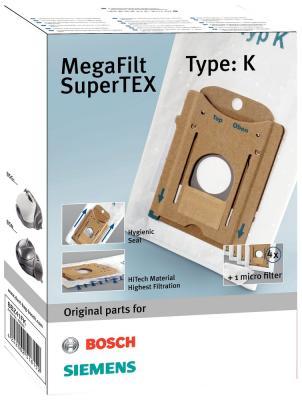 Набор пылесборники + фильтры Bosch BBZ 41 FK пылесборники bosch bbz10tfk1 1пылесбор