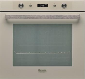 Встраиваемый электрический духовой шкаф Hotpoint-Ariston FI7 861 SH DS HA электрический духовой шкаф hotpoint ariston fi7 861 sh cf