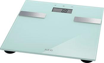 Весы напольные AEG PW 5644 FA weiss цена