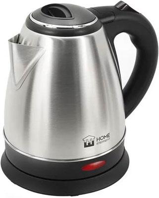 Чайник электрический HOME ELEMENT HE-KT 179 чайник электрический home element he kt183 черный сталь