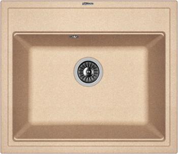 цена на Кухонная мойка Florentina Липси-600 600х510 песочный FG