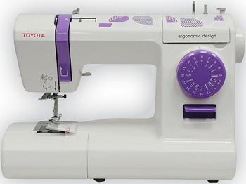 цена на Швейная машина Toyota ECO 17 CP 5411450005616