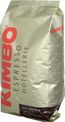 лучшая цена Кофе зерновой KIMBO HOTELLERIE GUSTO INTENSO 1 кг