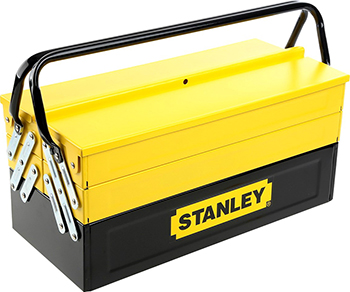 Ящик для инструмента Stanley ''Expert Cantilever'' с 5-тью раскладными секциями металлический 1-94-738 stanley 61шт expert 1 13 902