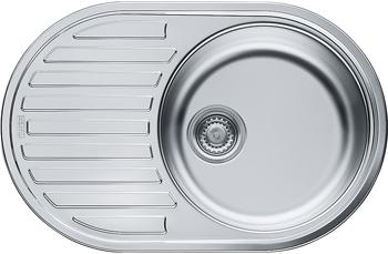 Кухонная мойка FRANKE PML 611 3.5'' обор б/отв б/вып 101.0009.497