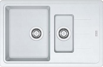 Кухонная мойка FRANKE BFG 651-78 стоп-вент белая