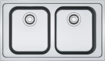 Кухонная мойка FRANKE SRX 620 вентиль 101.0356.666