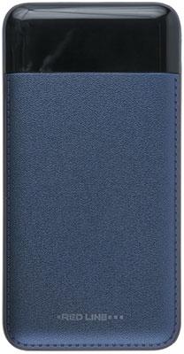 Внешний аккумулятор Red Line T8 (8000 mAh) синий аккумулятор mango mp 8000