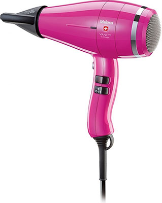 Фен профессиональный Valera Vanity HI-Power Hot Pink Rotocord