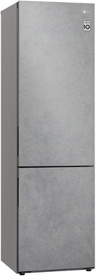 Двухкамерный холодильник LG GA-B509CCIL