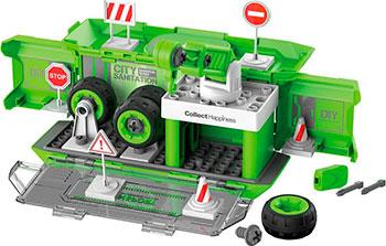Конструктор SHANTOU BHX TOYS CO игровая станция зеленый BHX TOYS CJ-1365744