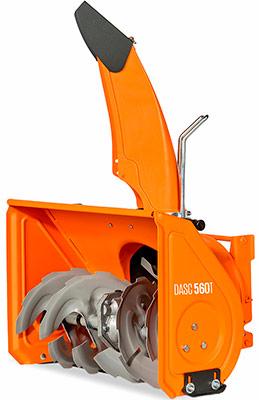 Насадка снегоуборщик Daewoo Power Products DASC 560 T