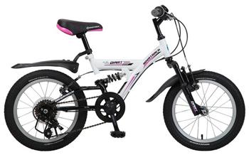 Велосипед Novatrack 16 SS5V.DART.WT6 16'' DART белый велосипед novatrack 16 зебра бордово белый 165 zebra clr6