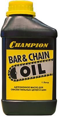 Масло для смазки пильных цепей и шин Champion 1 л 952824
