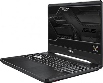 Ноутбук ASUS FX 505 GE-BQ 324 T i7-8750 H (90 NR 00 S3-M 07100) Black ноутбук asus fx 504 ge e 4633 t i7 8750 h 90 nr 00 i3 m 10740 gunmetal metal