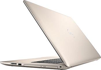 Ноутбук Dell Inspiron 5570 i3-7020 U (5570-9164) Gold ноутбук dell inspiron 5570 7871 gold