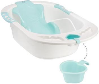 Ванна анатомическая Happy Baby BATH COMFORT 34005 Aquamarine