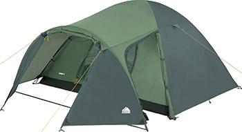 Палатка кемпинговая Trek Planet Lima 4 зеленый 70185 палатка trek planet alaska 2 70161