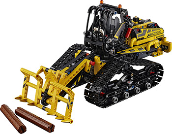 все цены на Конструктор Lego TECHNIC Гусеничный погрузчик 42094 онлайн