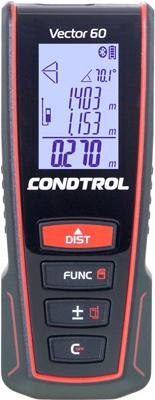 Лазерный дальномер Condtrol Vector 60 цена