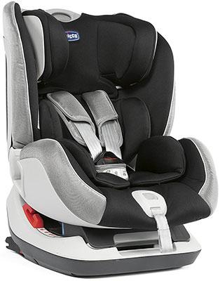 Автокресло Chicco Seat - up 012 Polar Silver автокресло chicco seat up grey