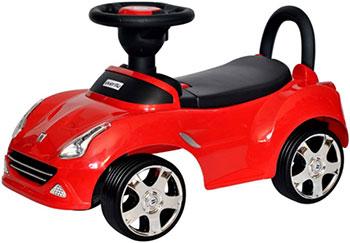 купить Автомобиль-каталка Everflo Машинка 613 красный ПП100004317 по цене 1990 рублей
