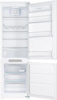 Встраиваемый двухкамерный холодильник Kuppersberg CRB 17762 цена