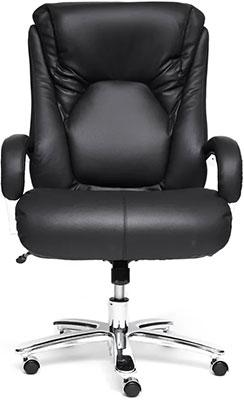 Кресло Tetchair MAX (Иск. кожа/к/з черный иск. кожа рециклированая/36-6) цена 2017