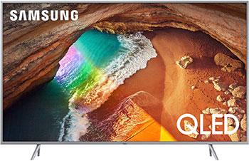 Фото - QLED телевизор Samsung QE-55Q67RAUXRU кеды мужские vans ua sk8 mid цвет белый va3wm3vp3 размер 9 5 43