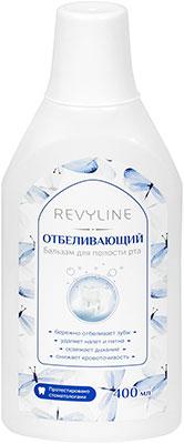 цена на Бальзам для полости рта Revyline отбеливающий 400 мл 3187