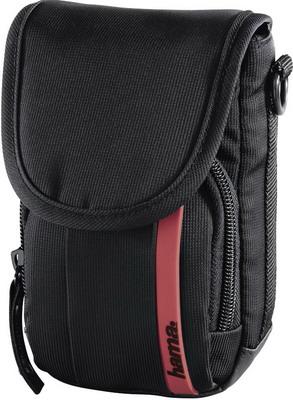 Фото - Сумка для фотокамеры Hama Nashville 90L черный/красный сумка для фотокамеры hama odessa 90l черный серый