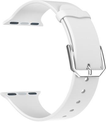 Ремешок для часов Lyambda для Apple Watch 38/40 mm ALCOR DS-APS08C-40-WT ремешок для смарт часов lyambda alcor для apple watch 38 40 mm розовый