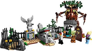 Конструктор Lego Загадка старого кладбища 70420