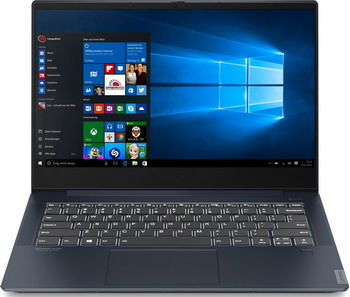 Ноутбук Lenovo Ideapad S540-14IWL 81ND0077RU синий