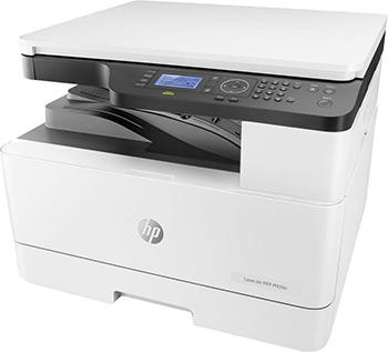 Фото - МФУ HP LaserJet MFP M433a белый серьги жемчуг белый пуссеты