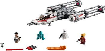 Конструктор Lego, STAR WARS ''Звёздный истребитель Повстанцев типа Y'' 75249, Венгрия  - купить со скидкой