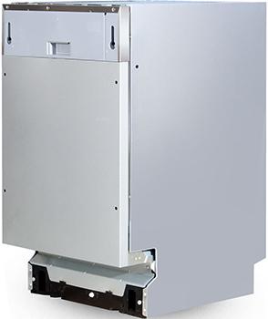 лучшая цена Полновстраиваемая посудомоечная машина Ginzzu DC512