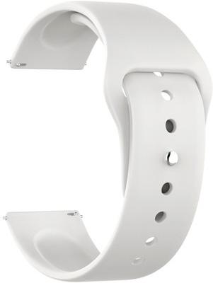 Универсальный силиконовый ремешок Lyambda для часов 20 mm ALTAIR DSJ-01-10T-20-WH White цена