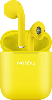 Вставные наушники Nobby Practic. 2 отзыва