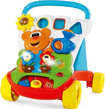 Игровой центр-каталка Chicco Baby Gardener с 9мес. 00009793000000