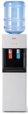 Кулер для воды напольный AEL LC-AEL-750 white