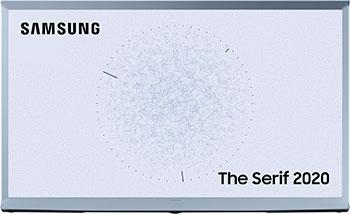 Фото - The Serif телевизор Samsung QE43LS01TBUXRU видеоняня samsung wi fi видеоняня smartcam snh c6417bn