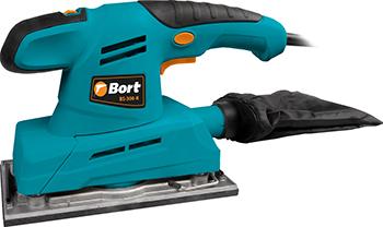 Вибрационная шлифовальная машина Bort BS-300-R 93410136 плоскошлифовальная машина bort bs 300 r