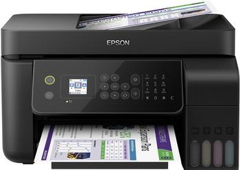МФУ Epson L5190 WiFi USB черный