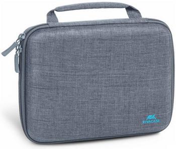 Чехол для экшн видео камер и аксессуаров Rivacase 7512 Action camera Canvas case grey