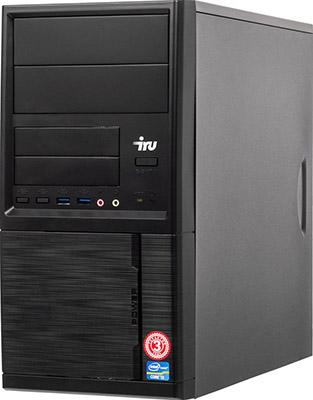 ПК iRU Corp 225 (1449443) черный
