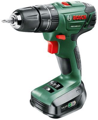 цена на Дрель-шуруповерт Bosch PSB 1440 LI-2 (0.603.9A3.220)